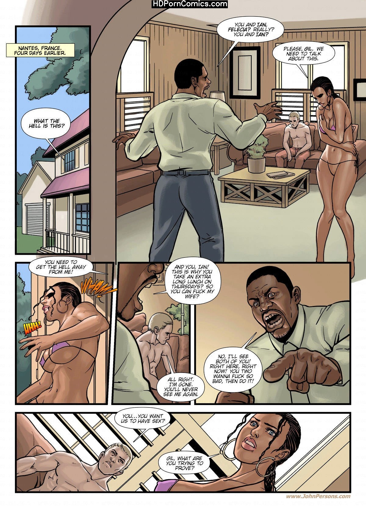 Comic hd porn hd porn