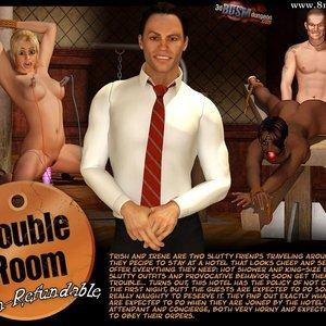 Porn Comics - Double Room Non-Refundable Sex Comic