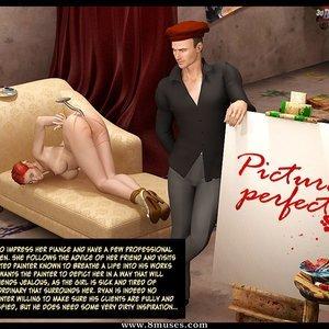 Porn Comics - Picture Perfect Sex Comic