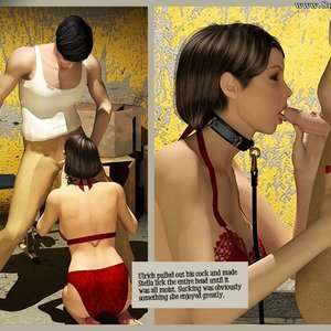 The Monastery – Issue 1 – How Stella Got In Sex Comic sex 010