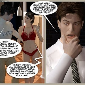 The Monastery – Issue 1 – How Stella Got In Sex Comic sex 049