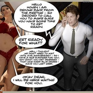 The Monastery – Issue 1 – How Stella Got In Sex Comic sex 050