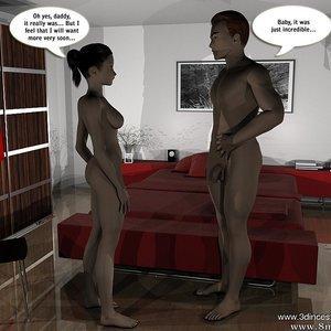 Hung dad and his pumpkin Sex Comic sex 029