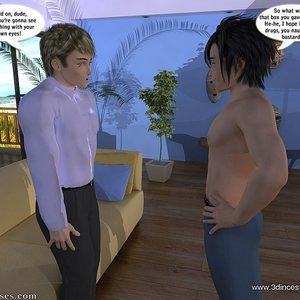 Sharing daughters pussy Sex Comic sex 007