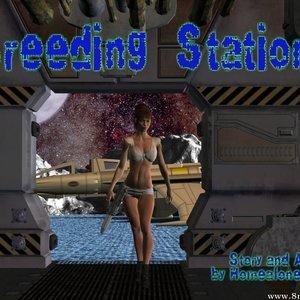 Porn Comics - Breeding Station Sex Comic
