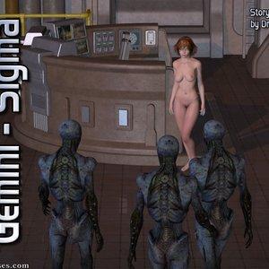 Porn Comics - Gemini Sigma Sex Comic