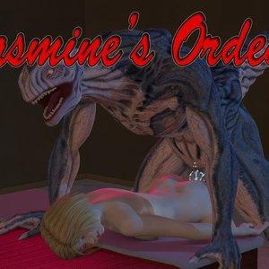 Porn Comics - Jasmines Ordeal Sex Comic