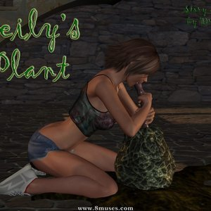 Porn Comics - Keilys Plant 2 Sex Comic