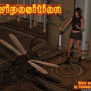 Porn Comics - Oviposition Sex Comic