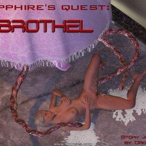 Porn Comics - Sapphire Brothel Sex Comic