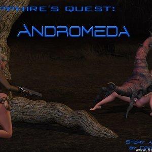 Porn Comics - Sapphires Quest Andromeda Sex Comic