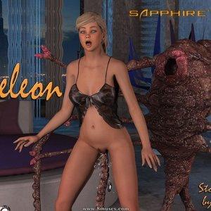 Porn Comics - Sapphires Quest – Chameleon Sex Comic