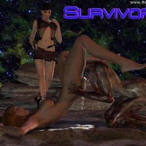 Porn Comics - Survivors Sex Comic