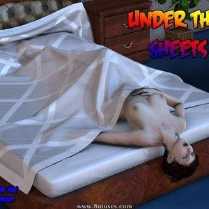 Porn Comics - Under the Sheets Sex Comic