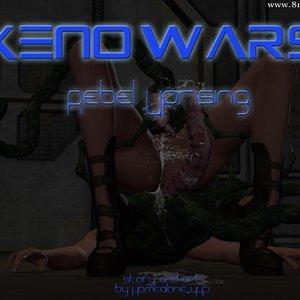 Porn Comics - Xeno Wars – Rebel Uprising Sex Comic