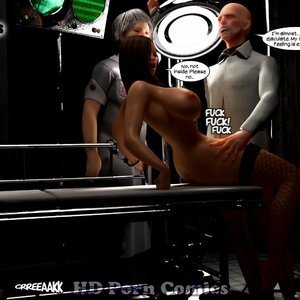 Porn Comics - The Abduction – Chapter-9 Sex Comic
