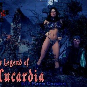 Porn Comics - The Legend of Alucardia – Issue 1 Sex Comic