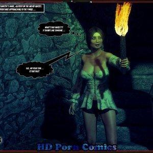 Porn Comics - The Legend of Alucardia – Issue 4 Sex Comic