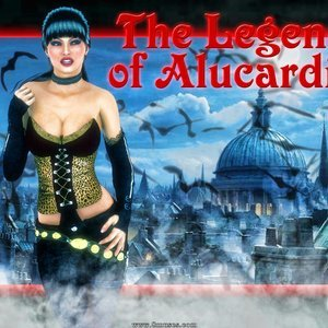 Porn Comics - The Legend of Alucardia – Issue 7 Sex Comic