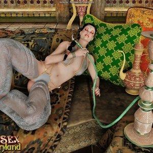 Porn Comics - 3D Sex In Fairyland – 02 – Demon Dreams Sex Comic