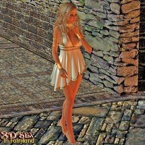 Porn Comics - 3D Sex In Fairyland – 06 – Demon Sex Comic