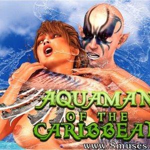 Porn Comics - Aqua Monsters Fucking Cute Girls – Aquaman of the Caribbean Sex Comic