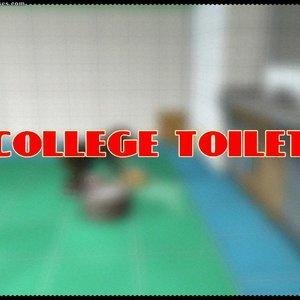 Porn Comics - Facesitting-Fantasies – College Toilet Sex Comic