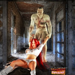 Porn Comics - Monster Fucking Cute Girls – Frankenstain Sex Comic