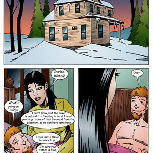 Porn Comics - Blizzard Sex Comic