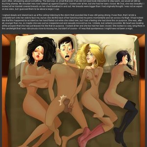 A Blizzard  Night of Firsts Porn Comic 007