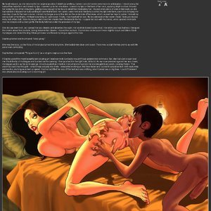 A Blizzard  Night of Firsts Porn Comic 031