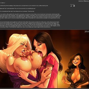 A Blizzard  Night of Firsts Porn Comic 036