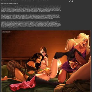A Blizzard  Night of Firsts Porn Comic 038