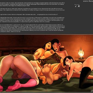 A Blizzard  Night of Firsts Porn Comic 044