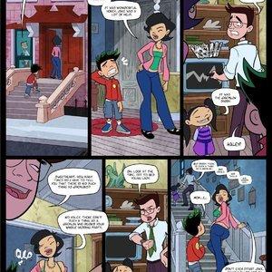 Americunt Dragon Chaper 01 Sex Comic sex 002