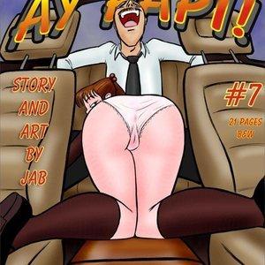 Porn Comics - Ay Papi Chapter 07 Cartoon Jab Comics