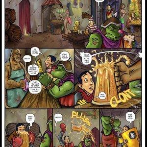 DaYounguns  Dragon Chapter 01 Sex Comic sex 014