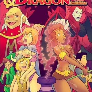 Porn Comics - DaYounguns  Dragon Chapter 02 Sex Comic