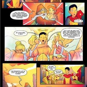 DaYounguns  Dragon Chapter 02 Sex Comic sex 006