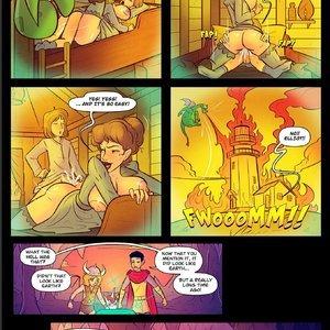 DaYounguns  Dragon Chapter 02 Sex Comic sex 018