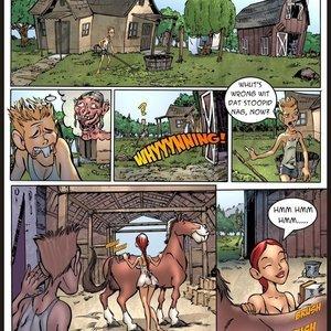 Farm Lessons Chapter 13 Sex Comic sex 002