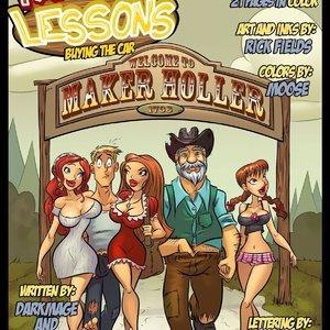 Porn Comics - Farm Lessons Chapter 17 Sex Comic