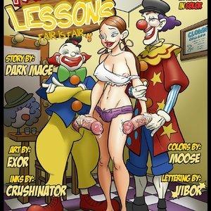 Porn Comics - Farm Lessons Chapter 18 Sex Comic