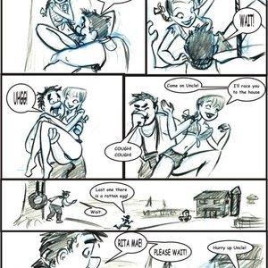 Farm Lessons Chapter 08 Sex Comic sex 006