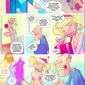 Grumpy Old Man Jefferson Xmas Special Sex Comic sex 004
