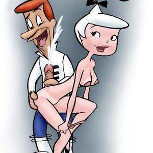 Porn Comics - Jetsons Porn Jab Comics