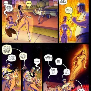 Omega Girl Chapter 06 Free JabComix sex 003