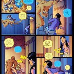 Omega Girl Chapter 06 Free JabComix