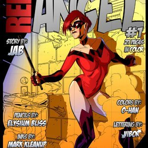 Porn Comics - Jab Comics – Red Angel No. 1 free Porn Comic