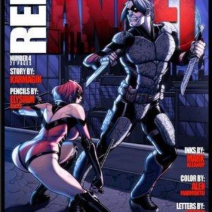 Porn Comics - Jabcomix – Red Angel 4 free Porn Comic